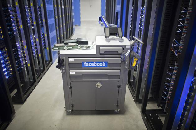 Facebook首次准备在亚洲建数据中心:位于新加坡