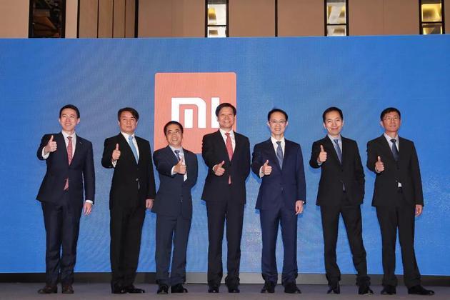6月23日,小米在香港举行全球发售记者会