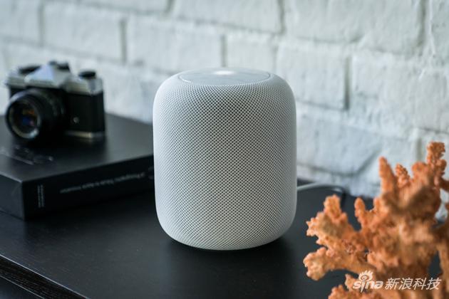 苹果智能音响HomePod新系统或将支持拨打电话功能