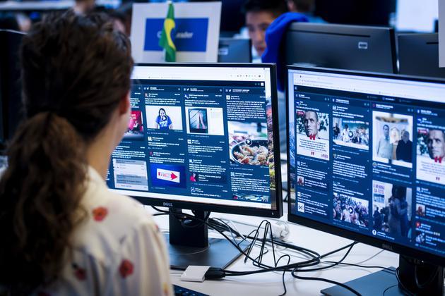 美国中期选举预演:Facebook控制巴西大选假消息问题