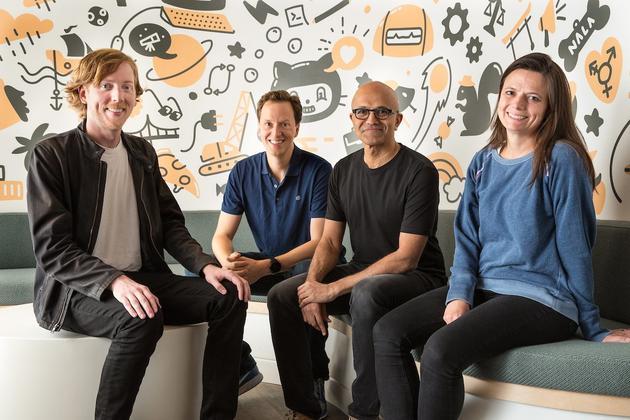 微软完成75亿美元收购GitHub交易