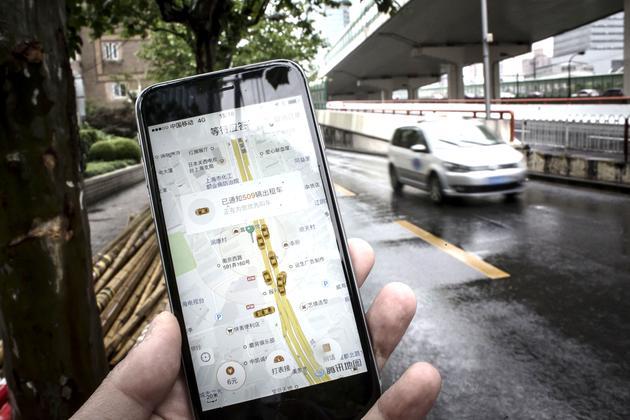 沙特持股Uber超10%背后:苹果投资滴滴让Uber惊慌