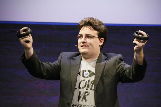 Oculus创始人去年被炒或因政治观点令公司不满