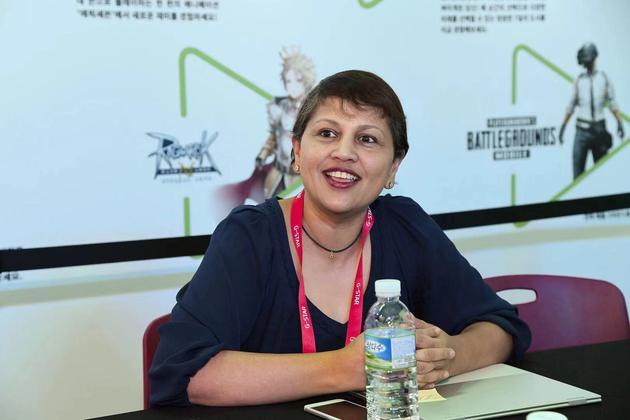 Google Play 应用程序和游戏业务开发的全球负责人Purnima Kochikar