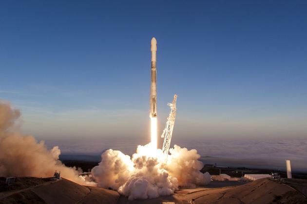 """摩根士丹利:SpaceX领头,2019年将成""""太空年"""""""