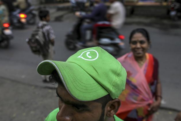 印度政府瞄準Facebook:要求其提供WhatsApp聊天記錄