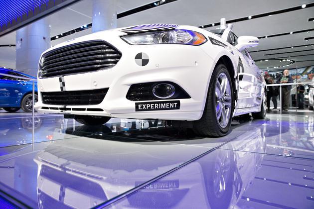 福特与大众达成合作研发自动驾驶汽车  Argo AI估值或达40亿美元