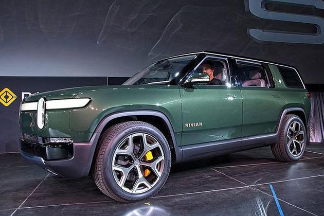 焦距电动化技术  亚马逊投资7亿美元电动车创企Rivian