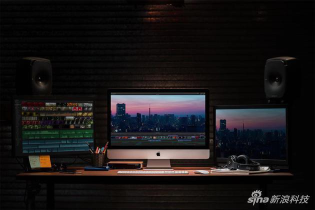 性能朝着iMac Pro前进