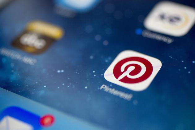 Pinterest将IPO提前到下个月 牵头高盛和摩根大通