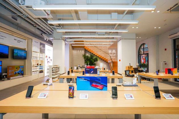 学习苹果的小米之家