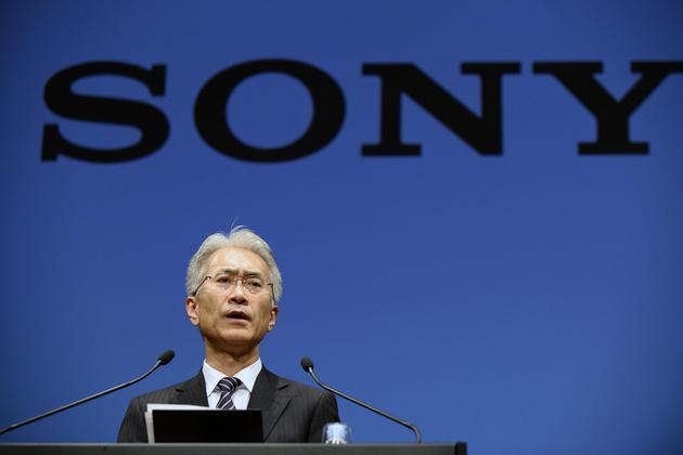 """索尼CEO:智能手機業務是公司不可缺的一份""""蛋糕"""""""