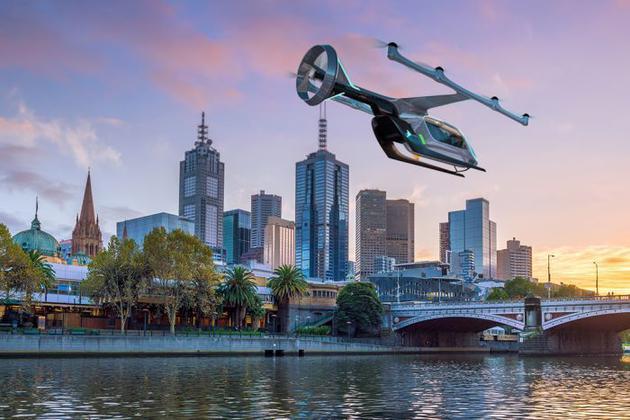 UberAir将增加墨尔本试点 计划明年试飞