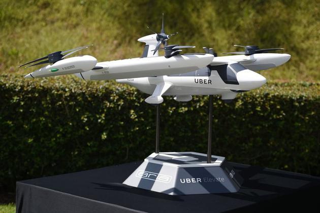 FAA挑选10个城市测试无人机 Uber积极参与
