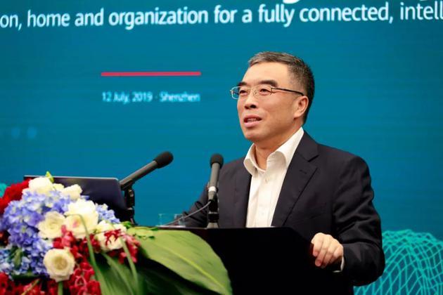 华为董事长梁华:5G基站比4G能效更高