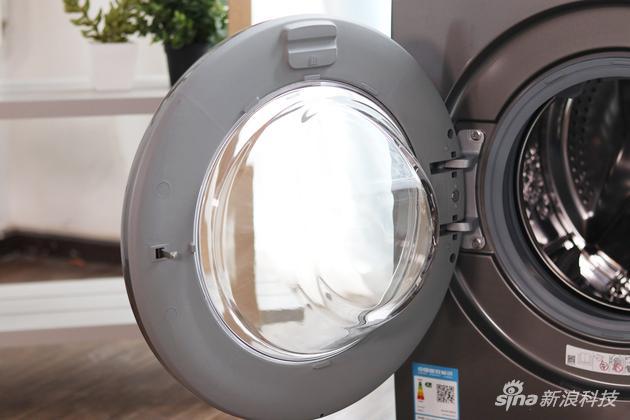 支持70度高温热水杀菌清洗内壁