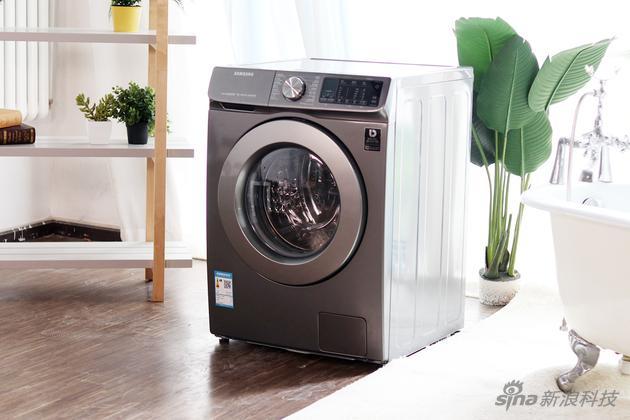 三星博慕系列10公斤洗烘一体机