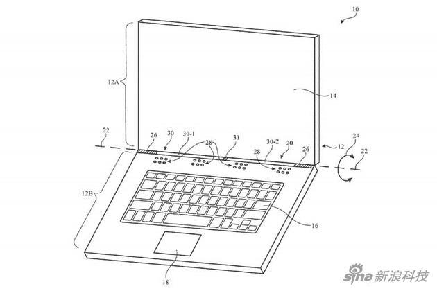 此前苹果申请过相关专利
