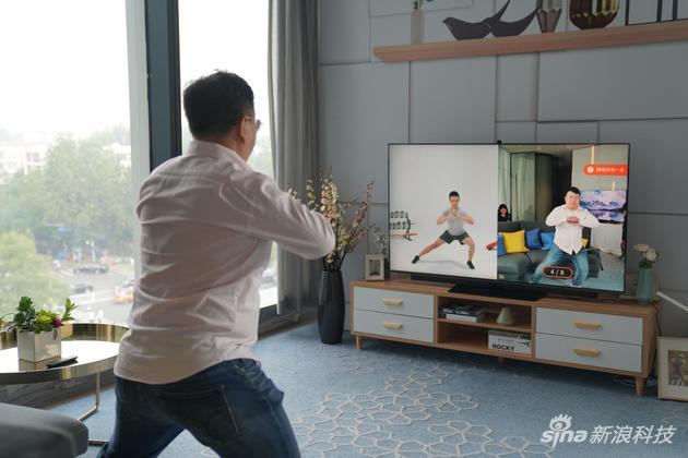 AI健身模式