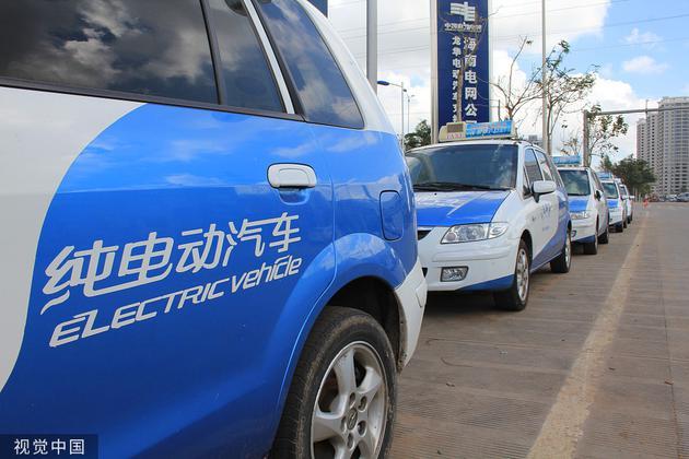网约车或将成为新增新能源汽车产能的主要方向