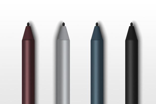 声援无线充电的Surface Pen