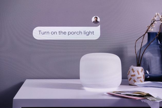 谷歌推出路由器新品Nest WiFi
