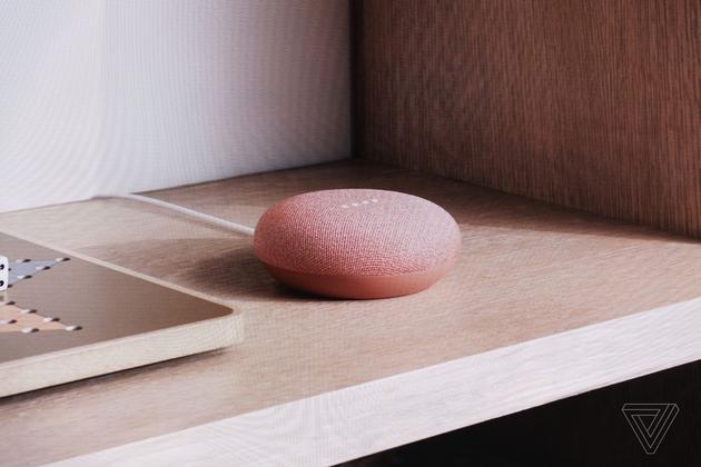 谷歌发布新一代Nest Min智能音箱产品,全部100%使用回收塑料制成