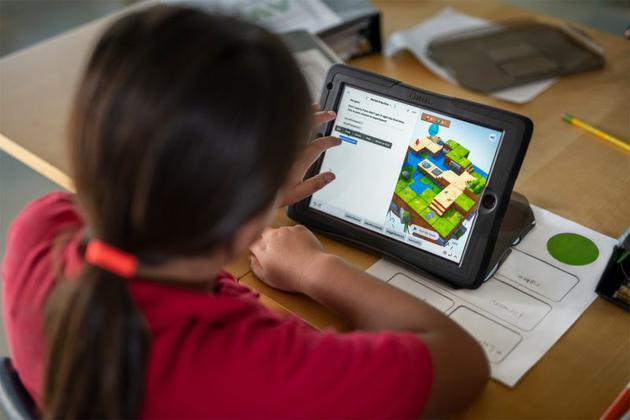 苹果向中小学生扩大编程课程计划,更加通俗易懂