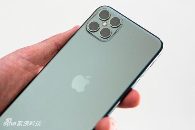 传说中的iPhone 12