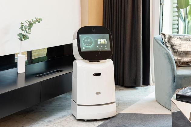 图:hachi bingo 健康服务机器人守护健康生活