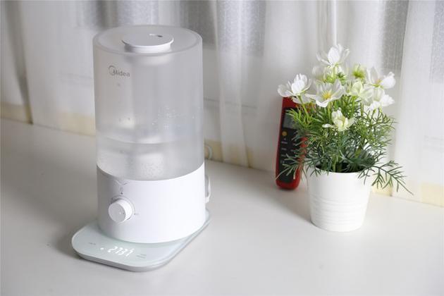 測試加濕器工作1小時消耗的水量就可以知道加濕器的實際加濕量