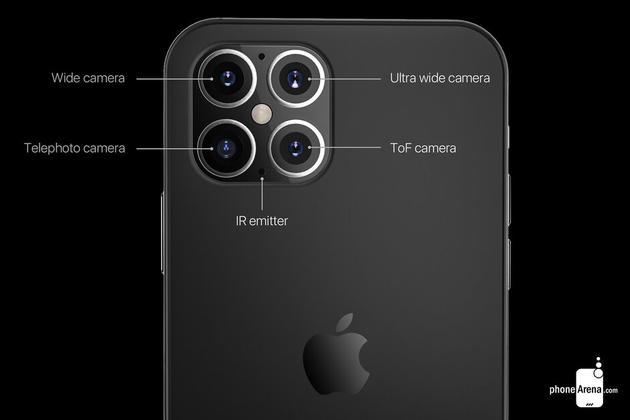 传今年新iPhone比iPhone 11 Pro更薄 刘海保持不变 配备Touch ID和Home键