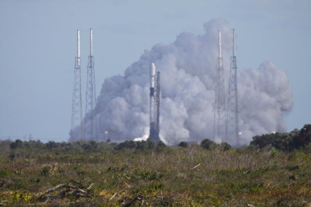SpaceX又為60顆星鏈衛星升空進行測試