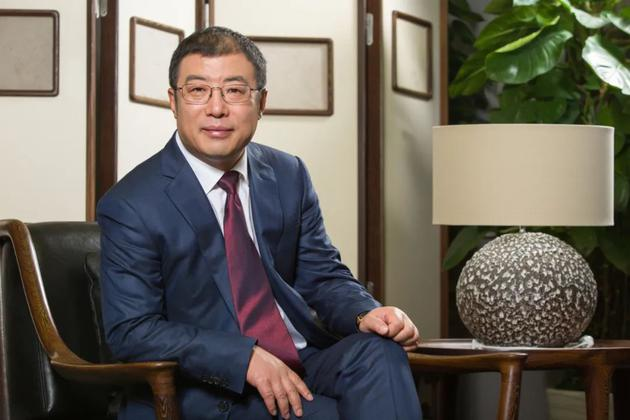 奇安信集团董事长齐向东。来源:被访者