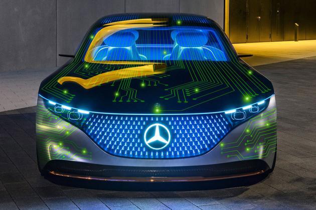奔驰联手英伟达打造自动驾驶汽车 2024年推出首款产品
