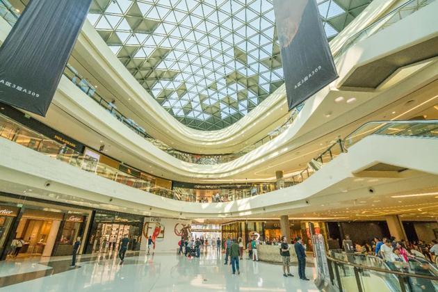 海南三亚国际免税店(图片来源:摄图网)
