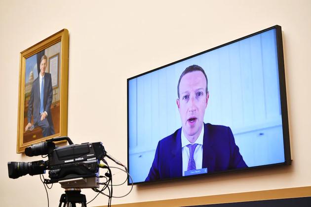 被指责右翼 扎克伯格:不希望Facebook存在意识形态偏见