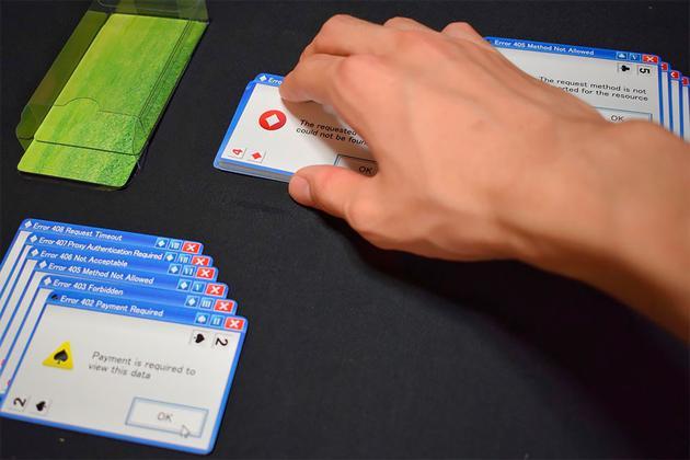 """爷青回!日本游戏开发商推出""""微软错误弹窗""""扑克 推荐 第6张"""
