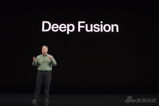 Deep Fusion光学镜头+算法共同作用的结果