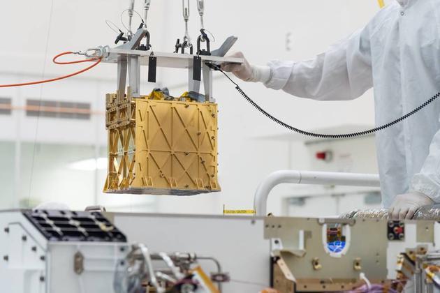 """毅力首次创造""""火星氧气"""":只有5克宇航员可以呼吸10分钟-Scientific Exploration-cnBeta.COM"""