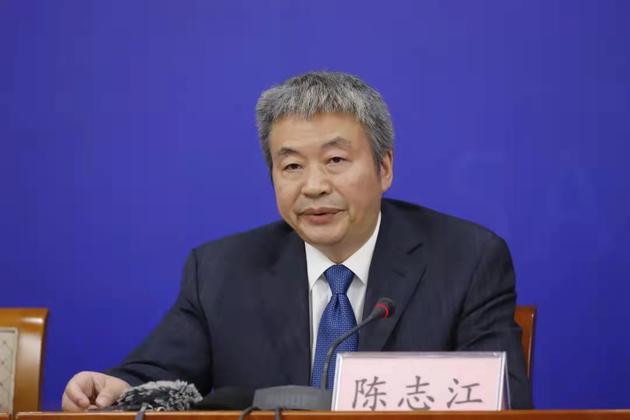 市场监管总局价监竞争局一级巡视员陈志江。市场监管总局供图