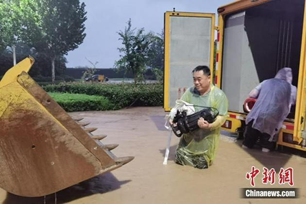 中国联通供图。