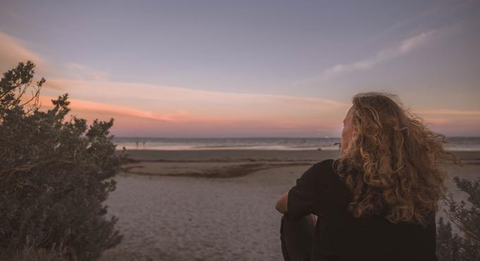 寻找梦中的畅快生活 随心所欲的奔放人像