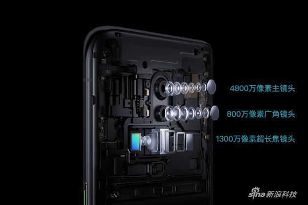 手机怎么变成望远镜?Reno 10倍变焦版拆解