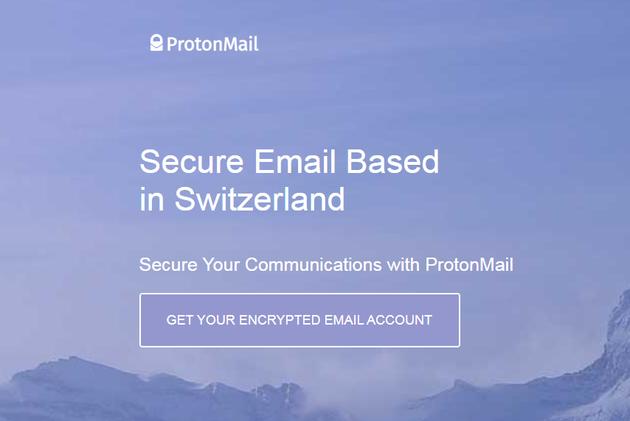 华为手机或预装ProtonMail电子邮件服务 或者入驻华为AppGallery
