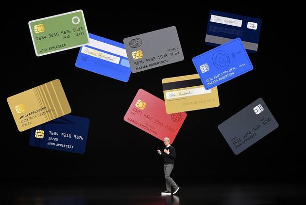 苹果联手高盛希望能够在信用卡市场上弯道超车