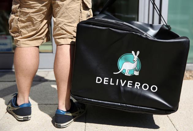 Uber有意收購英國外賣公司Deliveroo:正初步接洽中