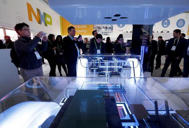 荷兰制造商恩智浦斥资17.6亿美元收购Marvell无线连接业务