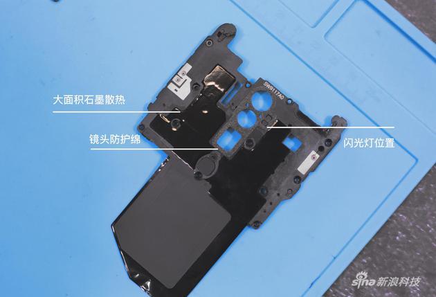 塑料盖板与NFC相连