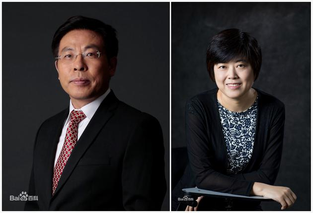 左:刘辉;右:崔珊珊